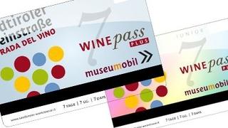 Wein & Genuß Erleben Winepass Plus-Museumcard