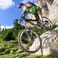 Gröden Mountinabike Special in den Dolomiten