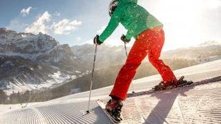 Dolomiti Super Premiére - Der erste Schnee