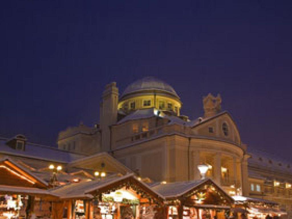 Urlaubsangebote Der traditionelle Meraner Weihnachtsmarkt