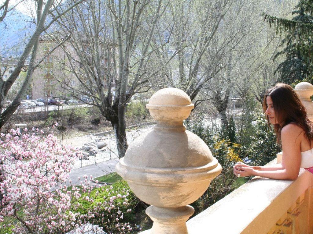 Offerta vacanza Meraner Träume: Natur, Dinner und Entspannung in der Therme