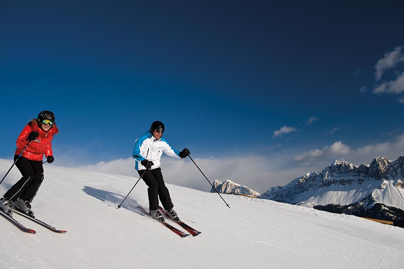 Offerta vacanza Skiing and the city