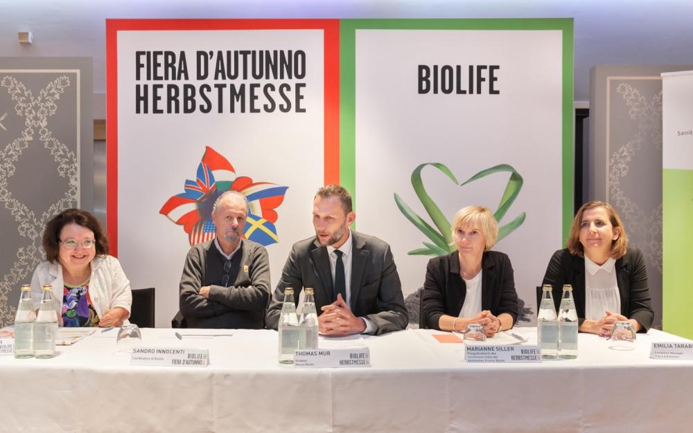 Offerta vacanza Fiera d'Autunno 2019 - Fiera Bolzano - Merano