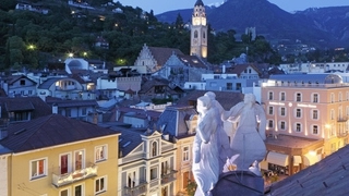 Merano in Alto Adige: una città da visitare