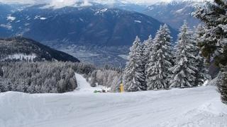 Wintersport und Wellness in Meran