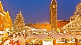 Zum Weihnachtsmarkt nach Sterzing