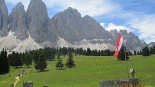 Andar per malghe sulle Dolomiti