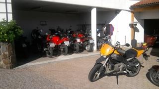 Offerta per motociclisti