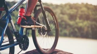 In bici in famiglia