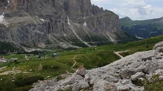 Emozioni in MTB nelle incantevoli Dolomiti