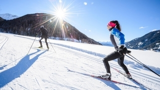 Sole, sci e wellness in Val Casies
