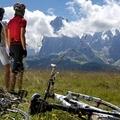 Die Kraft und Energie der Dolomiten