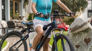 Bike im Passeiertal