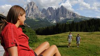 Esplorare le Dolomiti