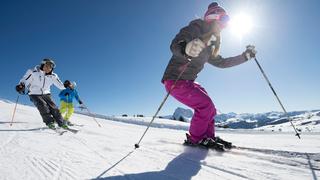 Skiwochen in den Dolomiten