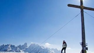 Alpen Winter