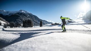 Cross country skiing & wellness