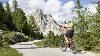 Vacanza bike & wellness nelle Dolomiti