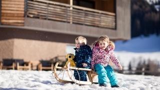 Pacchetto sci per famiglie