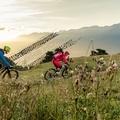 Vacanza breve con E-Bike sull' Alpe di Siusi