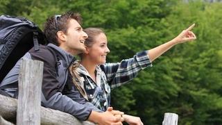 Goldener Herbst in Südtirol