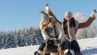 Inverno a Riva di Tures