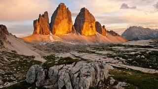 ...beautiful Dolomites