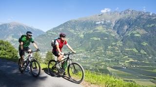 E-mountain bike settimane prova