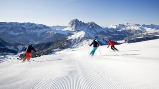 Ski-Wochenpauschale in Gröden - Dolomiti Superski