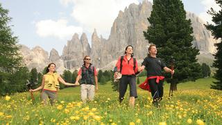 Meravigliose esperienze tra i monti delle Dolomiti