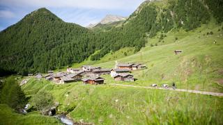 Settimane dell` equilibrio in montagna