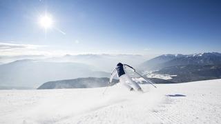 Advent skiing