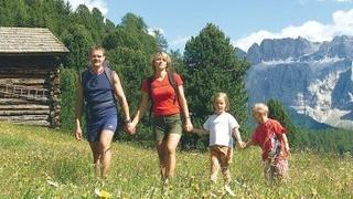 In vacanza con mamma e papà