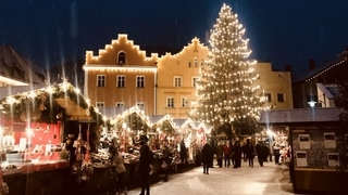 giorni natalizi all'hotel Edelweiss