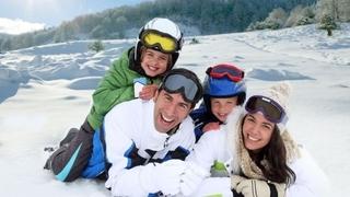Winter Familien-Skipackage