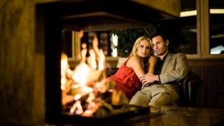 Flitterwochen im romantischen Ambiente ...