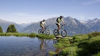 Settimane della mountainbike per sportivi