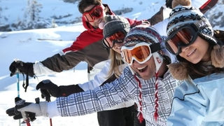 Learn to ski in just 3 days