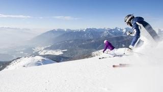 Firn, sci e neve